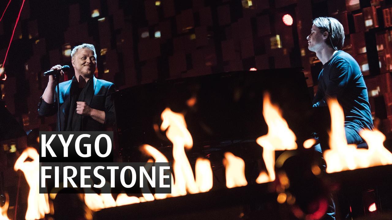 画像: KYGO - FIRESTONE feat. KURT NILSEN - The 2015 Nobel Peace Prize Concert www.youtube.com