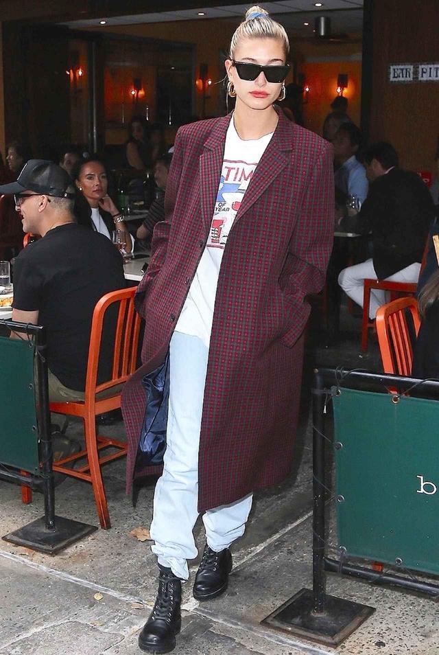 画像1: ニューヨークにある行きつけのレストランへ