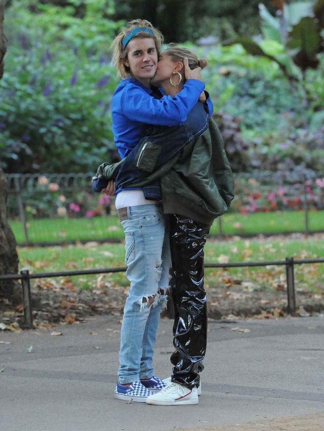 画像2: ジャスティンのお気に入りは公園デート