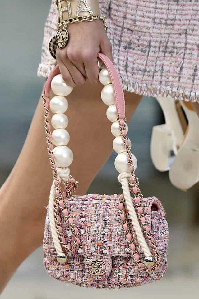 画像1: ビッグパールのショルダーや、貝殻などファンタジーなバッグ