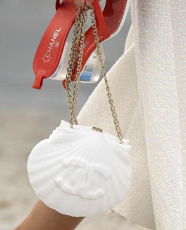 画像3: ビッグパールのショルダーや、貝殻などファンタジーなバッグ
