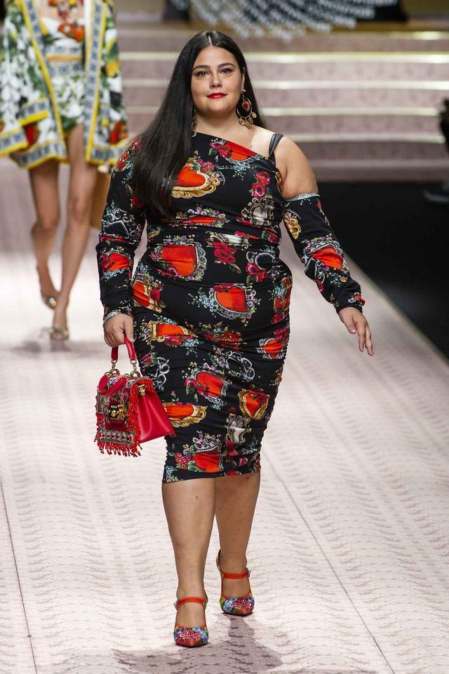 画像: Dolce & Gabbanaのコレクション。