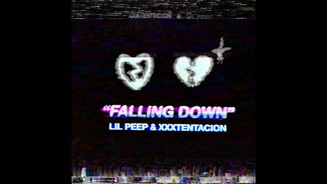 画像: Lil Peep & XXXTENTACION - Falling Down www.youtube.com
