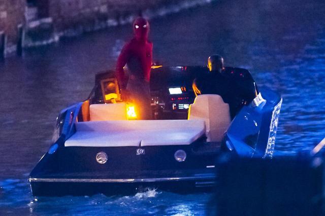 画像3: 『スパイダーマン』新作の撮影現場をキャッチ!『アベンジャーズ』のあの人も参加
