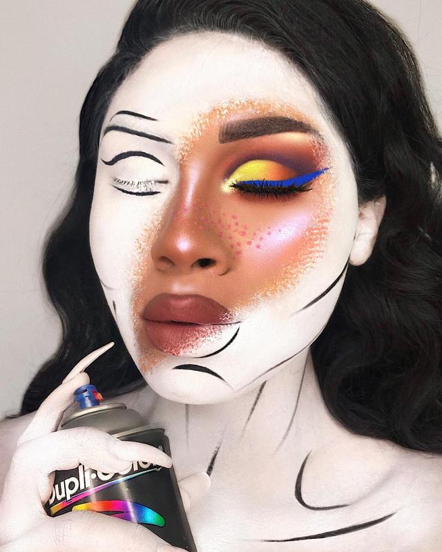 "画像1: O R L A Y N A   N I C O L E  on Instagram: ""Of course I had to jump on this latest beauty trend! Here's MY TAKE: Beauty in a Can!✨ If only it were this easy! But then again, where's…"" www.instagram.com"