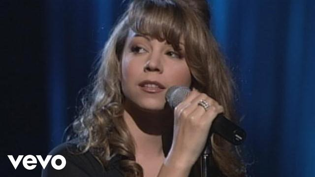 画像: Mariah Carey - Open Arms (from Fantasy: Live at Madison Square Garden) www.youtube.com