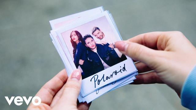 画像: Jonas Blue, Liam Payne, Lennon Stella - Polaroid www.youtube.com