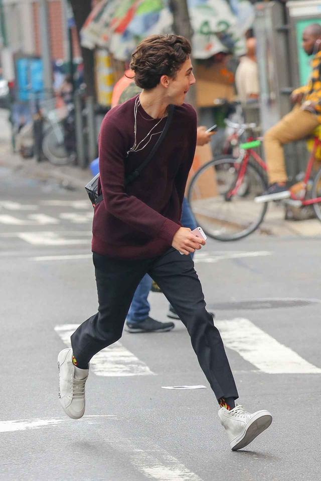 画像3: ニューヨーカーのティモシーがNYを歩くと…