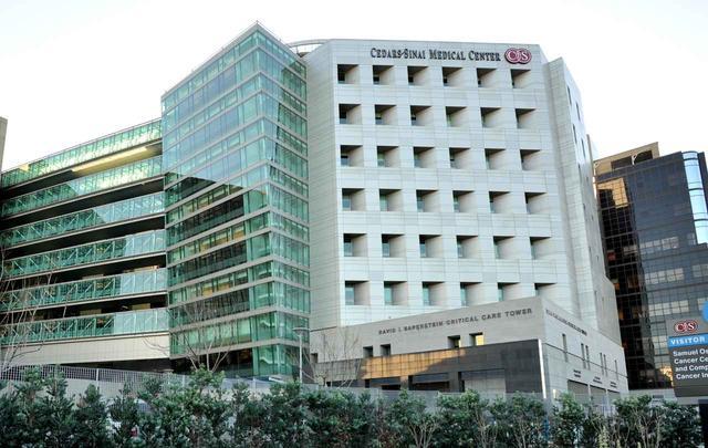 画像: セレーナが入院していた病院。