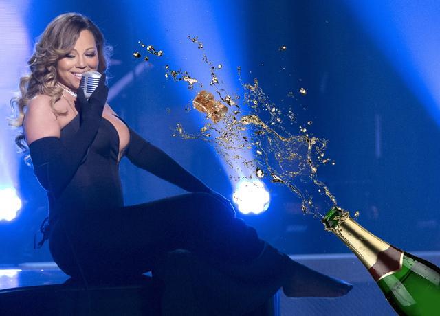 """画像: シャンパンは""""普通""""が好き!?"""