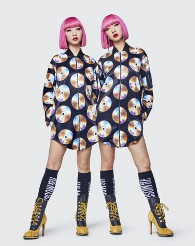 画像2: MOSCHINO [tv] H&Mコレクションのルック公開!