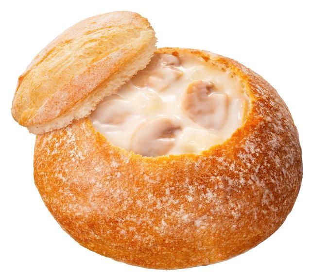 画像2: ウェンディーズ・ファーストキッチンで、グリコ「アーモンド効果」がスープとスイーツになって登場!