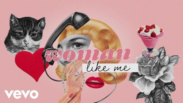 画像: Little Mix - Woman Like Me (Lyric Video) ft. Nicki Minaj www.youtube.com