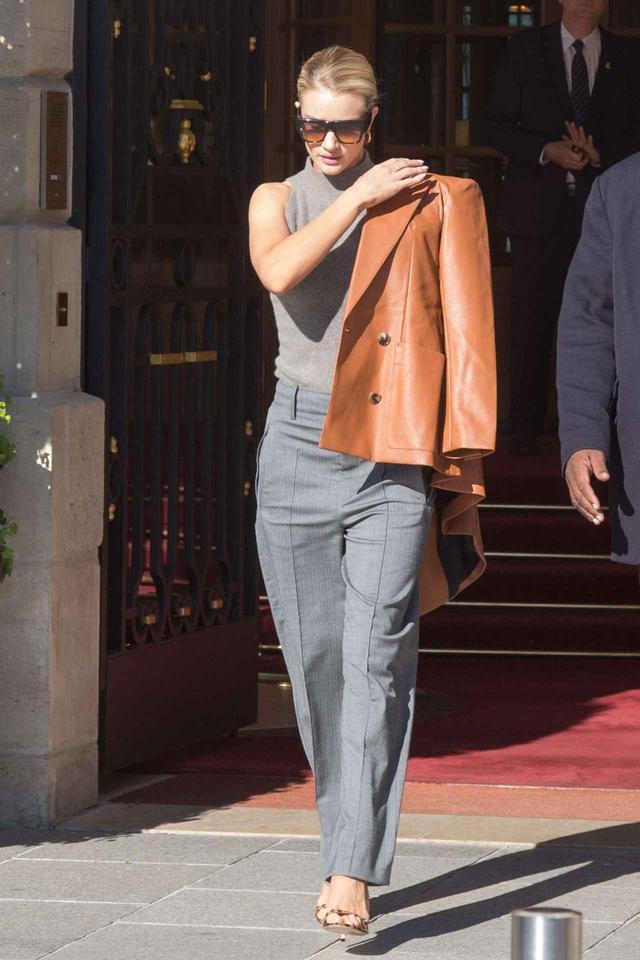 画像: 人気モデルのロージー・ハンティントン・ホワイトリー