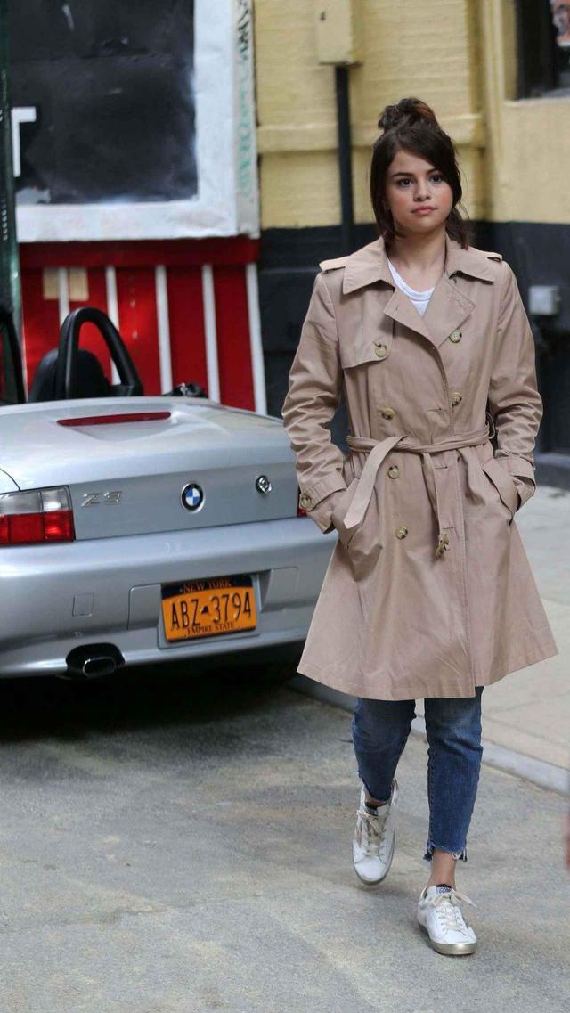 画像: 人気女優のセレーナ・ゴメス