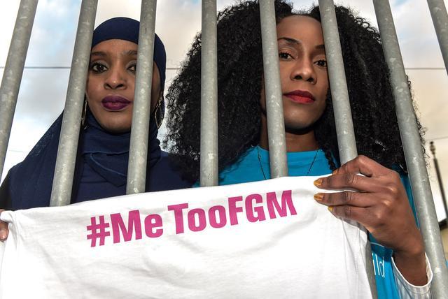 画像: 2月6日は国際女性性器切除根絶の日。写真は、#MeTooFGM運動の中心となった活動家のイフラー・アハメド。