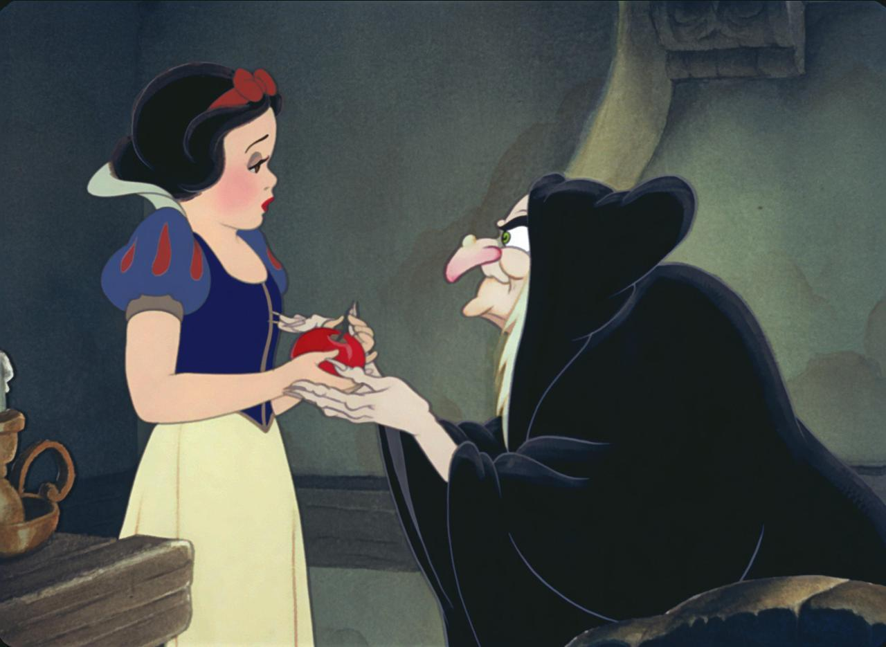 画像2: 白雪姫の描かれ方がおかしい?
