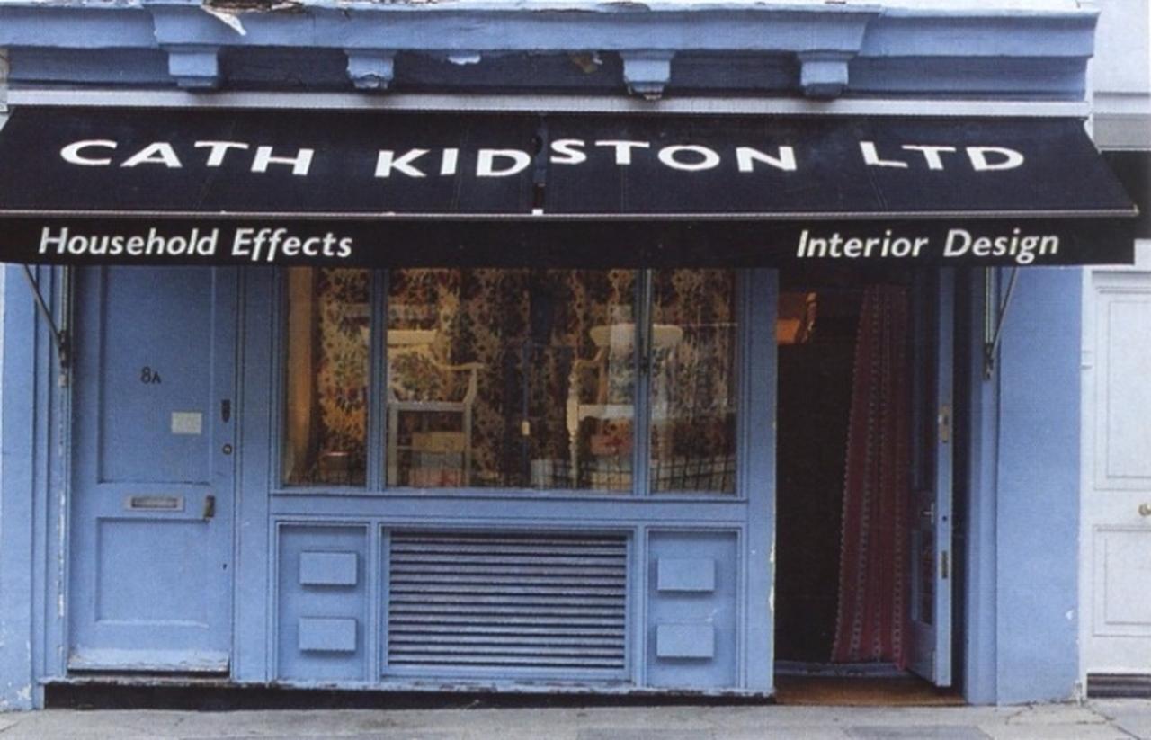 画像: ロンドン・ノッティングヒルの1号店