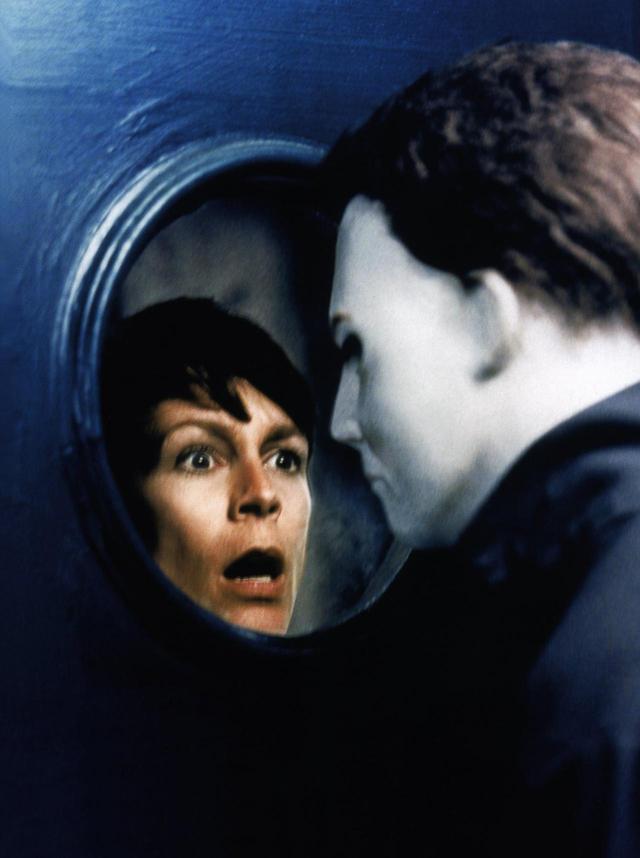 画像: 映画『ハロウィン H20』のワンシーン