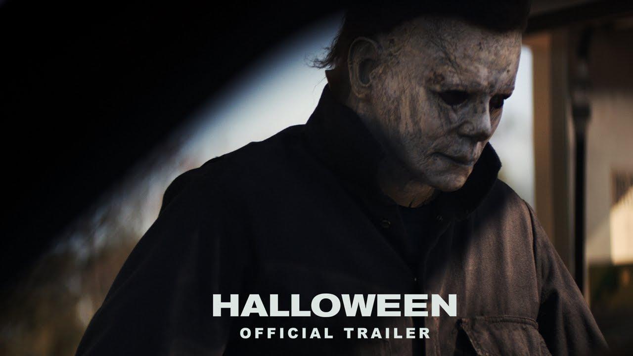 画像: Halloween - Official Trailer (HD) youtu.be