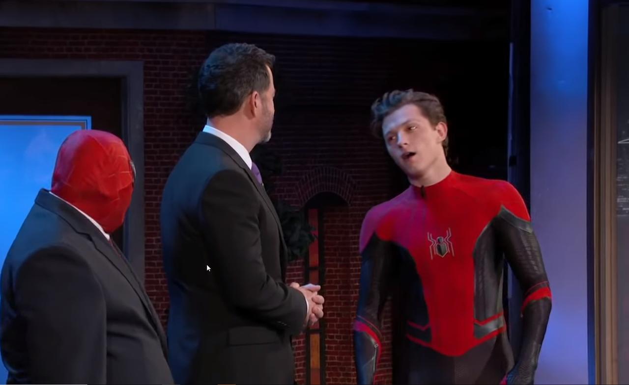 画像2: 本当にスパイダーマンみたいなトム・ホランド