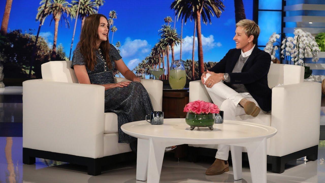 画像: Keira Knightley's Daughter Has a Wild Ambition for When She Grows Up www.youtube.com