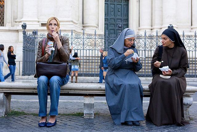 画像: 「食べて、祈って、恋をして」(2010年公開)では自分探しの旅をしながら本物の愛を見つけるヒロインを熱演。