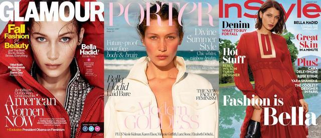 画像4: ベラが表紙を飾った雑誌を大切に保管