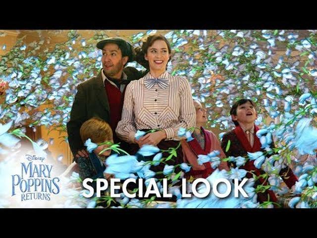 画像: Mary Poppins Returns | Special Look www.youtube.com