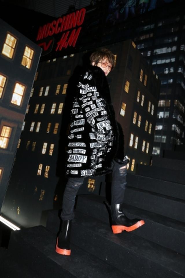 画像14: MOSCHINO [TV] H&M ファッションショーが開催、一般発売間近!