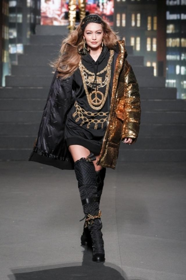 画像4: MOSCHINO [TV] H&M ファッションショーが開催、一般発売間近!