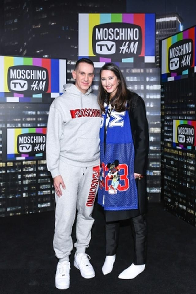 画像13: MOSCHINO [TV] H&M ファッションショーが開催、一般発売間近!