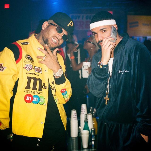 "画像1: @champagnepapi on Instagram: ""Best Duo or Group goes to..."" www.instagram.com"