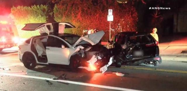 画像: 事故現場の様子を収めた写真。©ANGNews