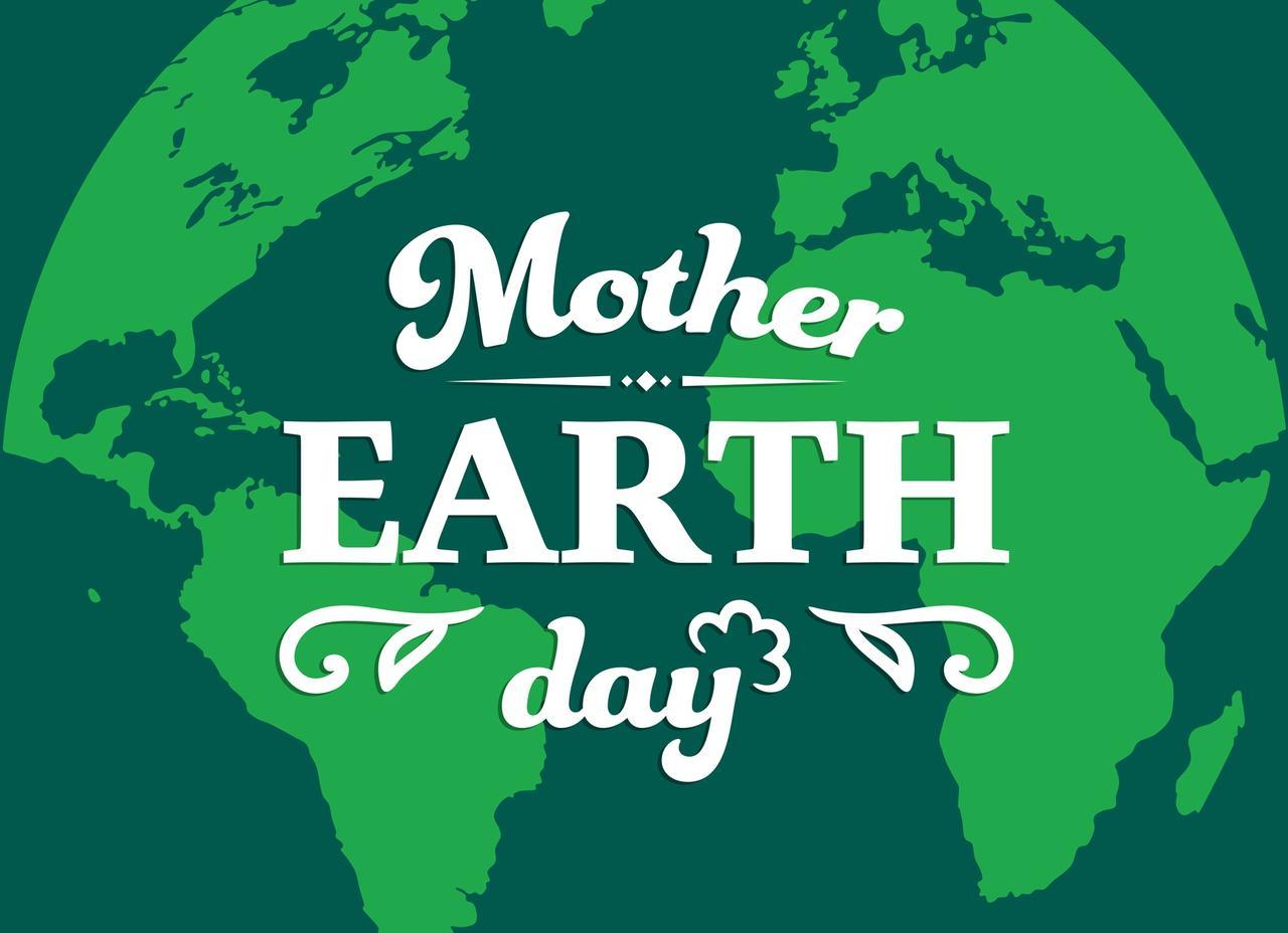 画像: 4月22日は自然について考える、国際母なる地球デー。