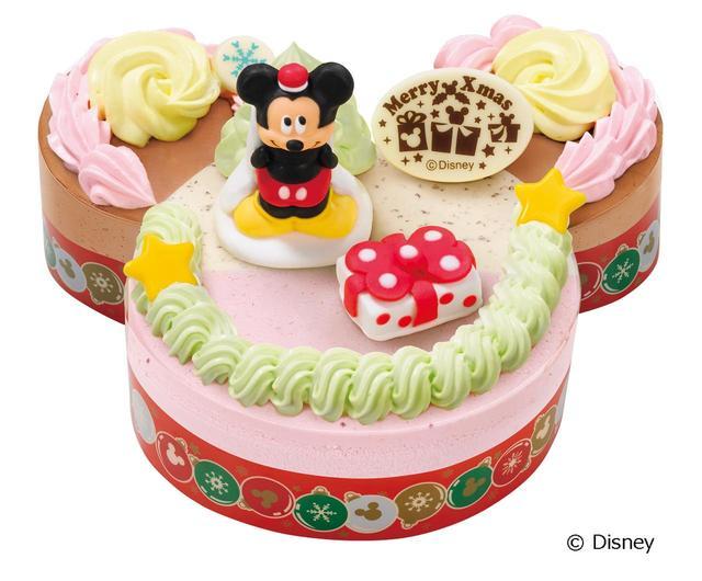 """画像: """"ミッキーマウス"""" ホリデープレゼント"""