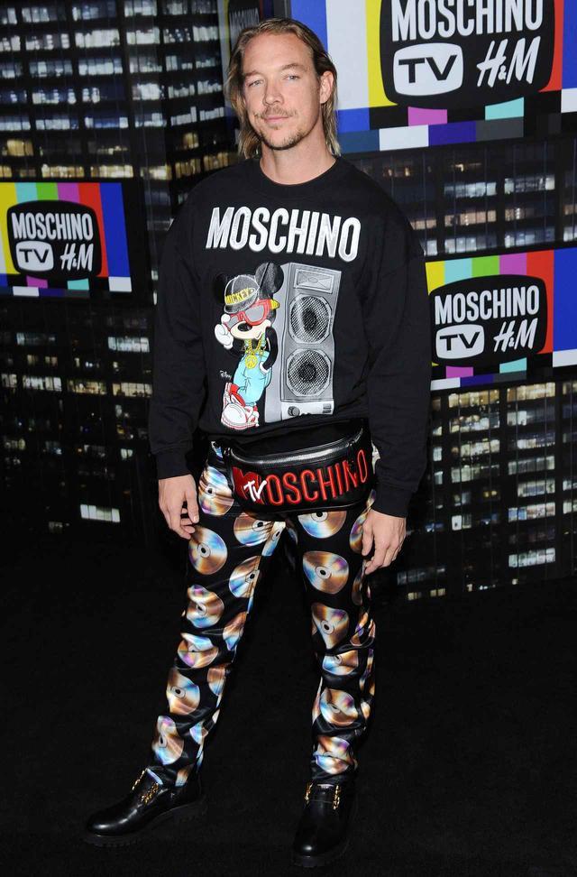 画像1: ディプロ、ファッションショーで撮影したのはモデルではなくあの人
