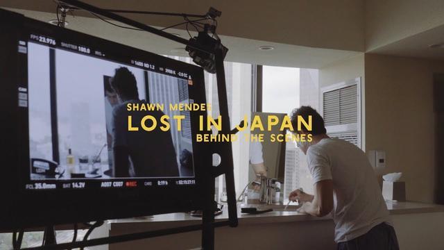 """画像: """"Lost In Japan (Original + Remix)"""" - Behind The Scenes www.youtube.com"""