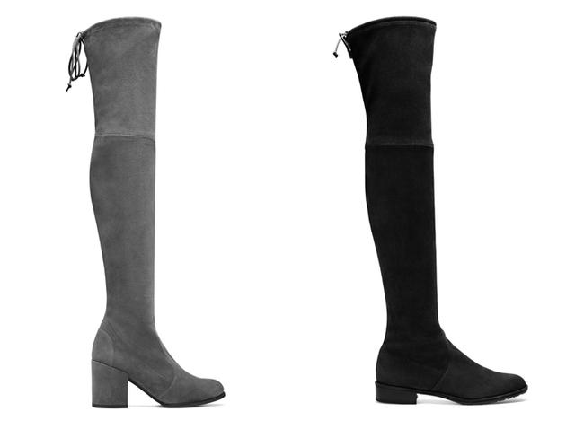 画像: Stuart Weitzman THE TIELAND BOOT, THE LOWLAND BOOT