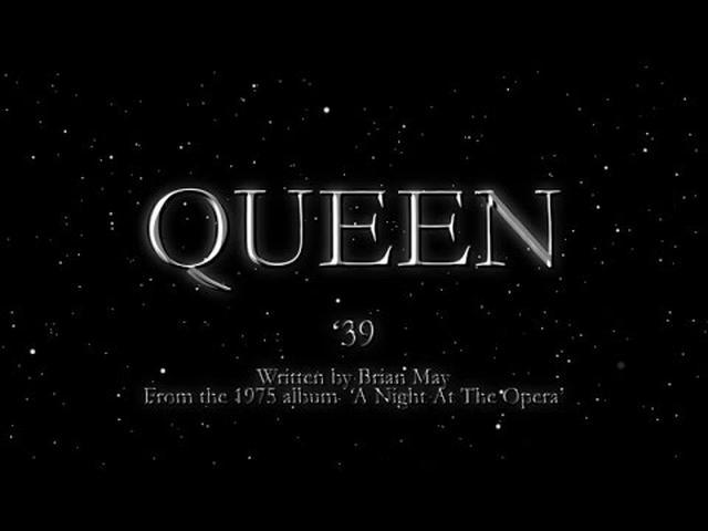 画像: Queen - '39 (Official Lyric Video) www.youtube.com