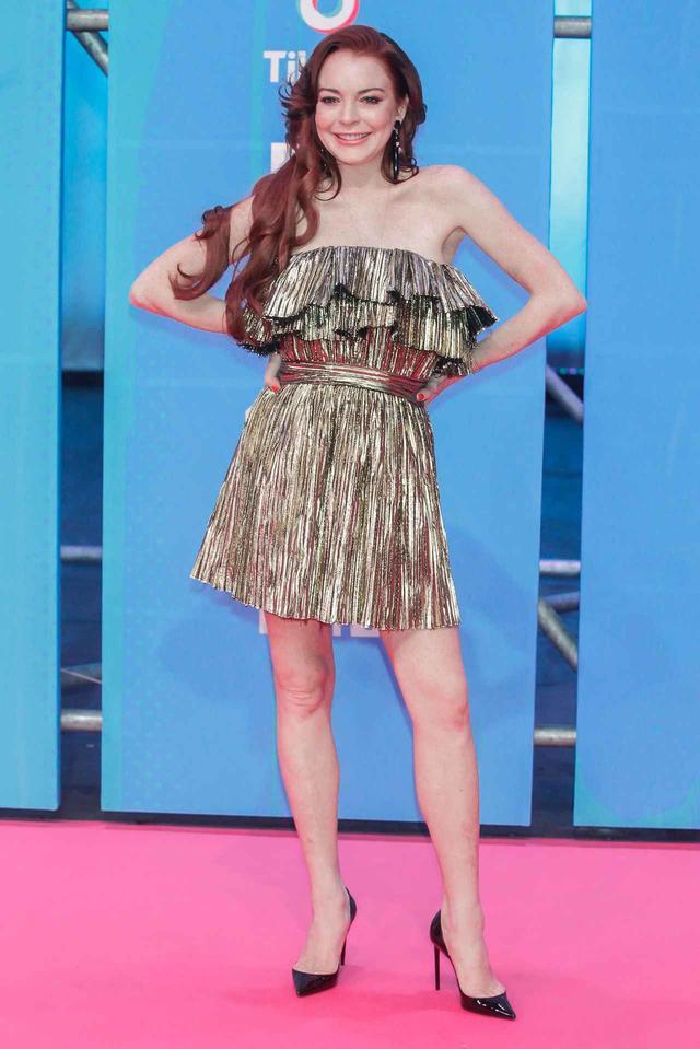 画像7: MTV EMAの華やかなレッドカーペットスタイルを紹介