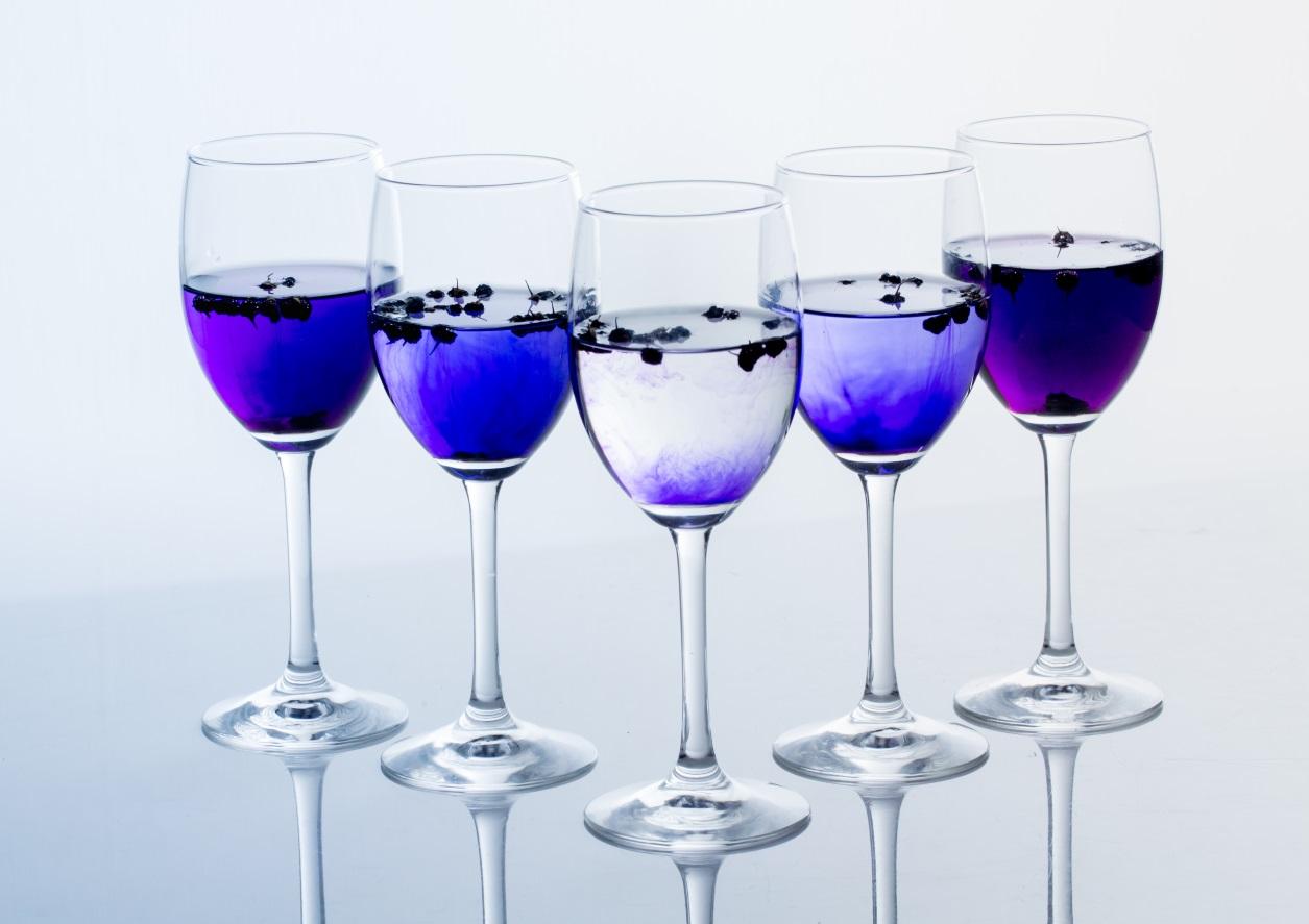 画像3: 青いお茶「モンゴリアンベリーティー」で、飲むエイジングケア!