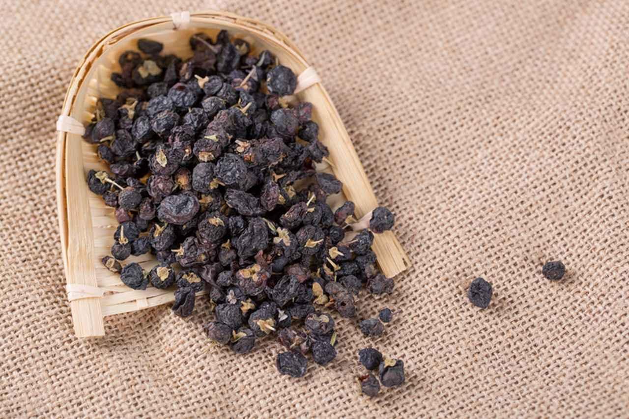 画像: 美肌の実「クコ」のなかでも、はるかに栄養価が高い「黒クコ」