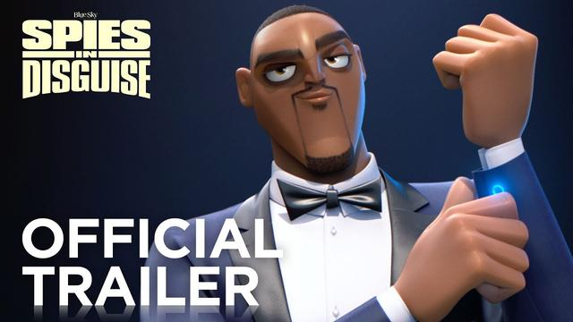 画像: SPIES IN DISGUISE | OFFICIAL HD TRAILER #1 | 2019 www.youtube.com