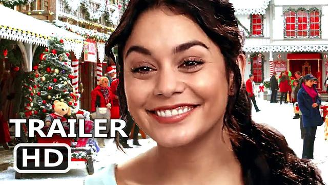 画像: THE PRINCESS SWITCH Official Trailer International (2018) Vanessa Hudgens, Christmas Movie HD www.youtube.com