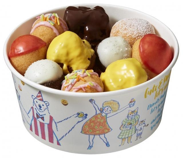 画像14: ミスタードーナツがクリスマス限定ドーナツを発売
