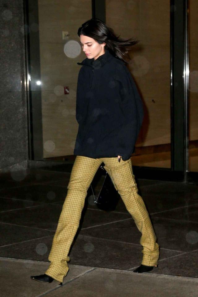 画像: トップモデルのケンダル・ジェンナー