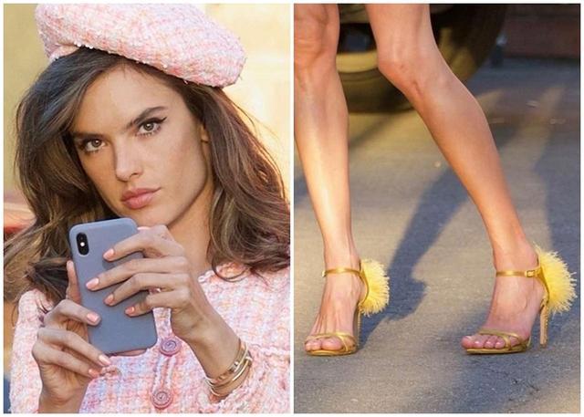 画像2: アレッサンドラ・アンブロジオの全身ピンクコーデがキュート♡