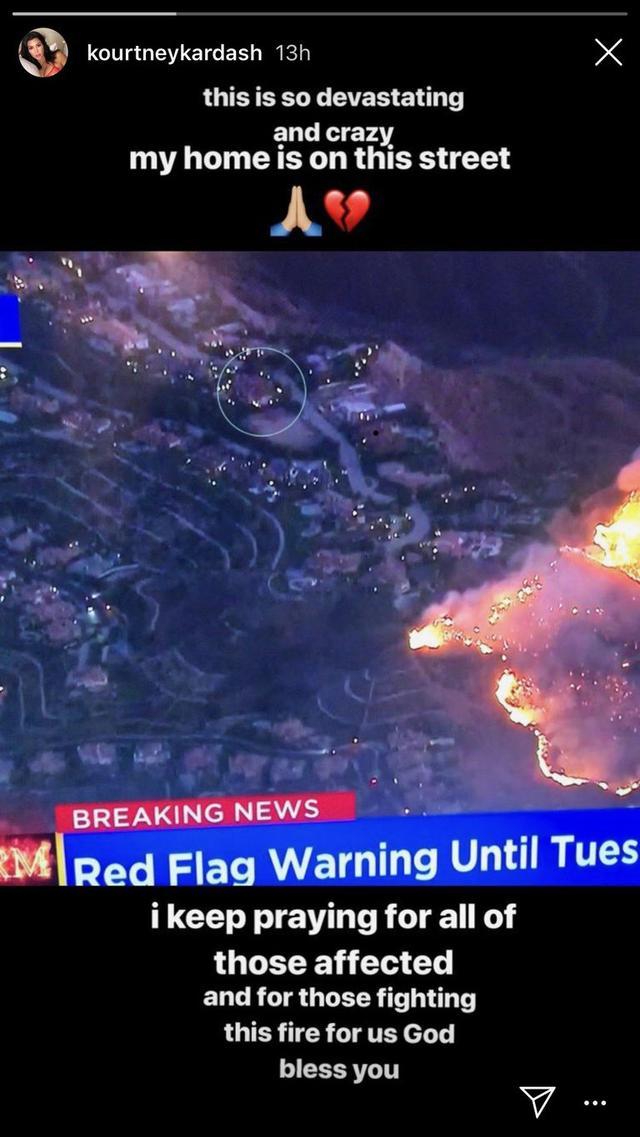 画像5: ロサンゼルス近郊で大規模な山火事が発生