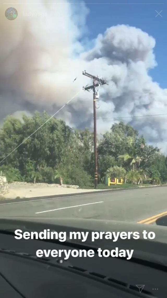 画像3: ロサンゼルス近郊で大規模な山火事が発生